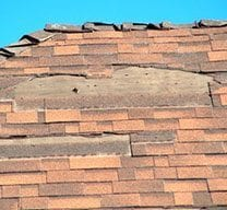Don't just fix and patch your roof. Replace it and be safe!