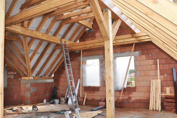 Expanding an attic space can be a perfect way to add new space to your home.